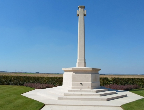 Guards Division Memorial, Ginchy, Somme, France