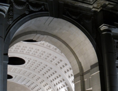 The Menin Gate, Ypres, West Vlaanderen, Belgium